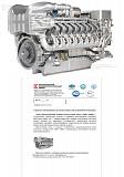 Сервисное обслуживание дизельных двигателей марки MTU (Германия) Калининград