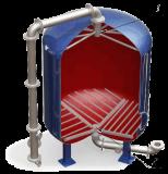 Дренажные системы (ДРУ) щелевого типа для фильтров ФИПа, ФОВ, ФСУ, колпачки щелевые Челябинск