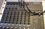 Mixer mackie. Micro series 1202-VLZ 12-channel