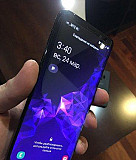 Samsnug galaxy s9 black 64g
