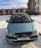 Hyundai Getz 1.4 AT, 2008, хетчбэк