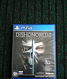 Продам Dishonored 2 limited edition