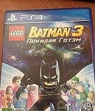 Lego batman 3 ps4 Майкоп