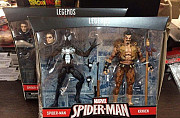 Набор фигурок Marvel Legends Spider-Man & Kraven 2 Пермь