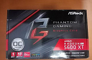 RX 5600 XT phantom gaming Липецк